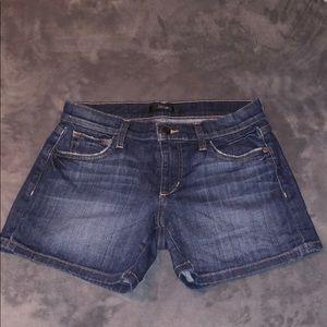 Joe's Denim Shorts Size 26